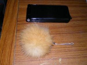 キテンテール(天然物)の携帯ストラップSサイズ